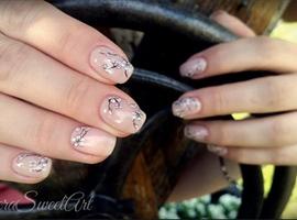 Nail art style nails magazine cherry blossom tree nude nails prinsesfo Gallery