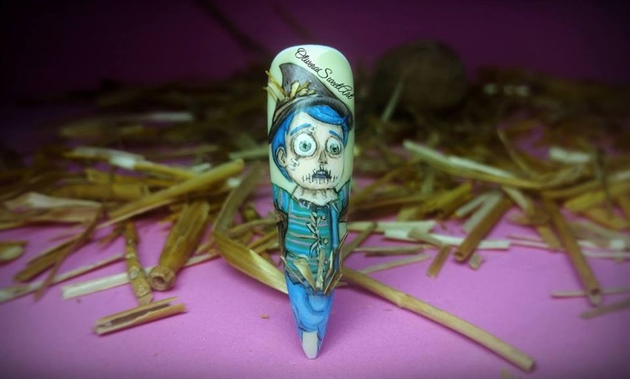 Jim McKenzie's Scarecrow