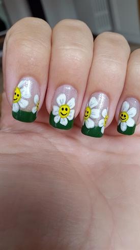 Happy daisies