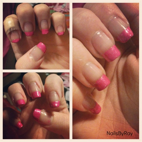 Pink Tips :)