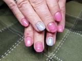 Light pinky-grey
