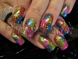 Linda's patchwork rockstars