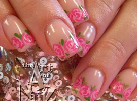 nail art: Nailz by Maggie