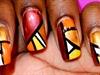 Thanksgiving Nail Art (Tutorial Below)