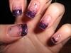Diamond Glitter Fade