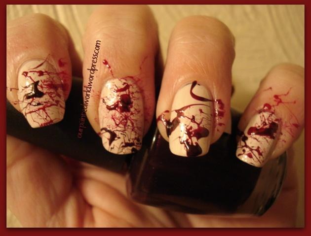 Blood, Gore, Spatter