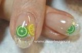 Cocktail Nails - Gin & Tonic