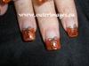 Shoe Lace Nails