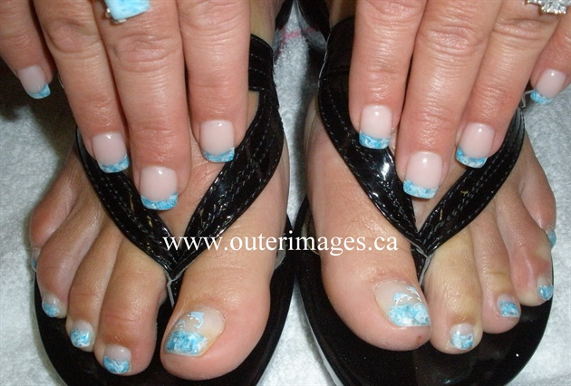 Should Nail Polish On Fingers And Toes Match Best Nail Design 2018