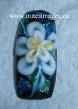 3D Flower - Mosaic