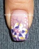 Gel Flower & Lace