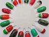 Watermelon Nail Art Wheel