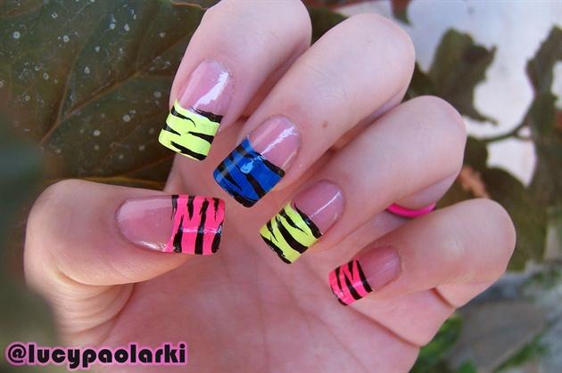 Nicky's manicure