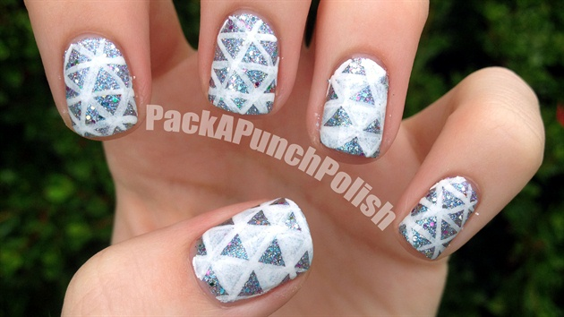 Triangles and Glitter