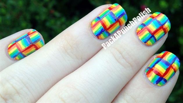 Weaved Rainbow
