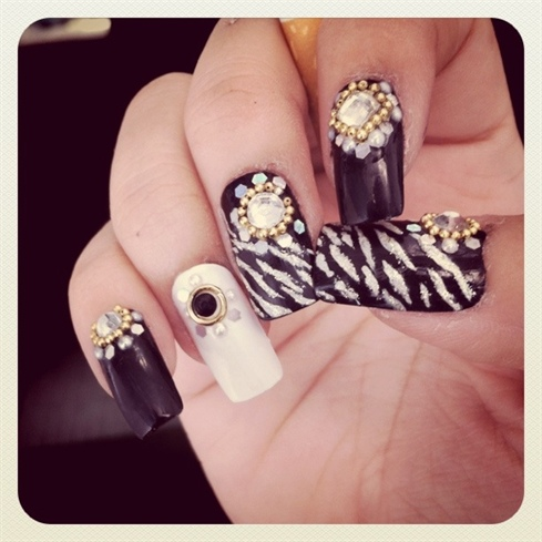 luxury Zebra