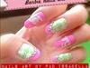 barbies nails art
