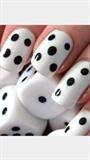 Gambling Night Nails