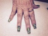 Saint Patty's Day Nails