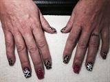 Fun crazy Nails