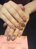 Nude Coffins And Glitter
