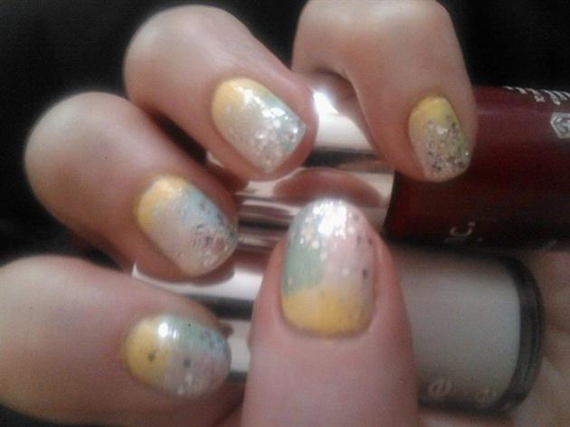 Pastels n Glitter ❇