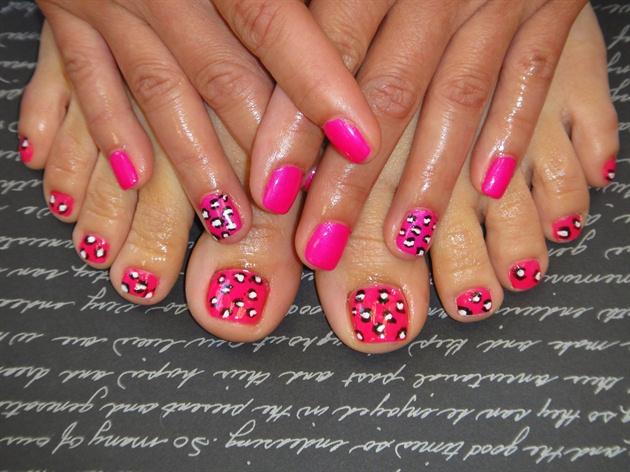 pink cheetaz