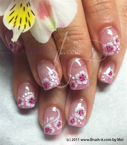 Studionails: Pink Romance