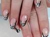 """""""""""smart glitter nails"""""""""""