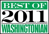 Washingtonian Magazine Best of DC