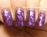 Zoya textured jelly stampwich