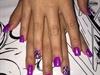 Violet & Cristals