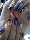 polish and hand painitng