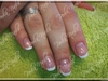 French gel lac (crystal nails)
