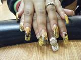 GOLD ART DIVA