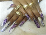 PURPLE DESIGNS!!