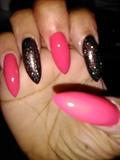 Glittery Pink pt2