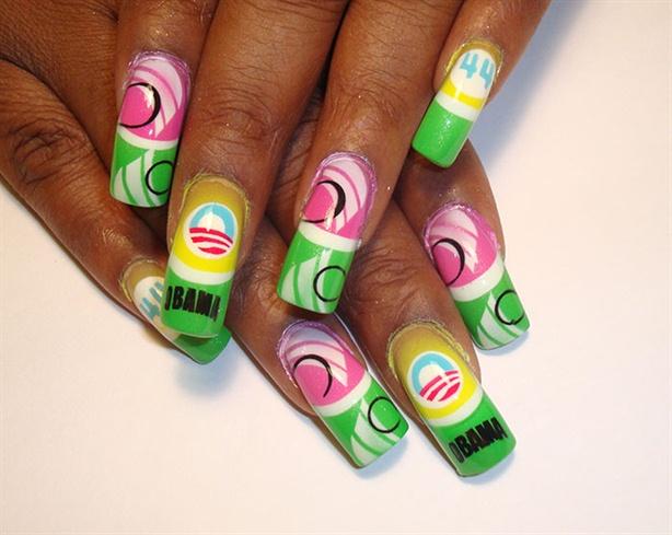bright obama nails