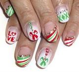 candy cane french