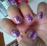 Stripe Nail Art!