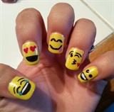 Emoji Nails!