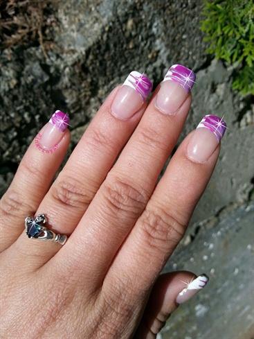 Tip nail design!