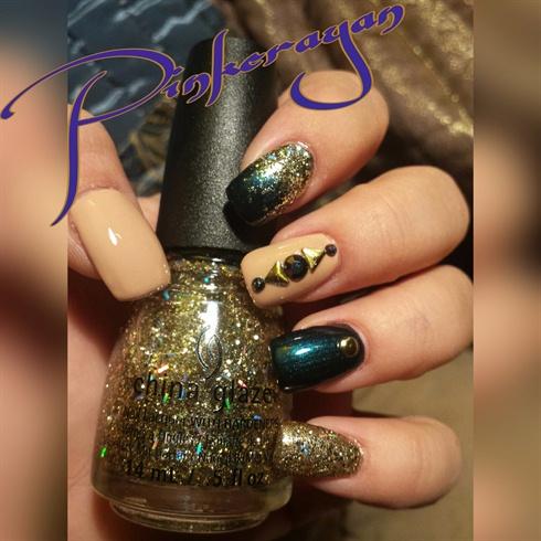Sparkling Nails!