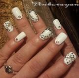 Snow Leopard Nails!
