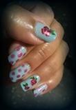 Cath Kidston inspired Roses & Spots