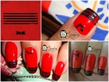 KPOP Nails: Big Bang 빅뱅 M Nails
