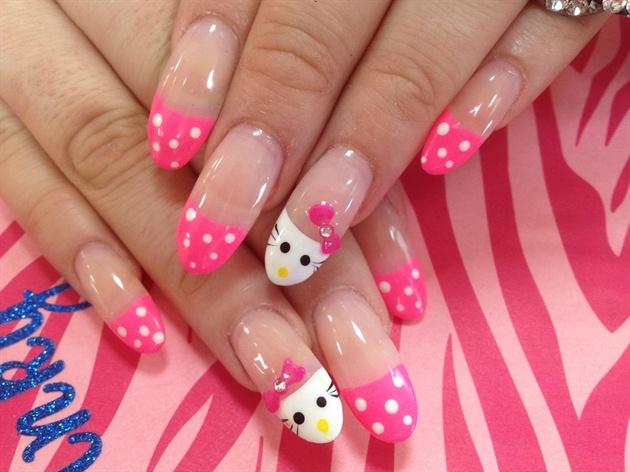 http://s3photo.nailartgallery.nailsmag.com/pinky_284421_l.jpg Cute Hello Kitty Acrylic Nails