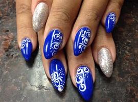 Blue My Silver