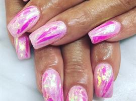 nail art: Twice