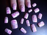 Pretty Pink Corset